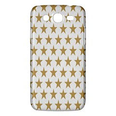 Star Background Gold White Samsung Galaxy Mega 5 8 I9152 Hardshell Case  by Sapixe