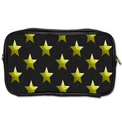 Stars Backgrounds Patterns Shapes Toiletries Bags by Sapixe