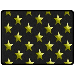 Stars Backgrounds Patterns Shapes Fleece Blanket (large)  by Sapixe