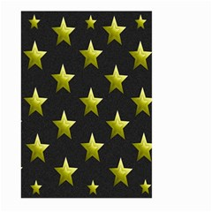 Stars Backgrounds Patterns Shapes Large Garden Flag (two Sides)