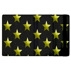 Stars Backgrounds Patterns Shapes Apple Ipad 2 Flip Case