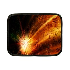Star Sky Graphic Night Background Netbook Case (small)  by Sapixe