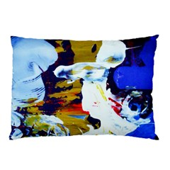 Balboa   Island On A Sand 21 Pillow Case (two Sides) by bestdesignintheworld