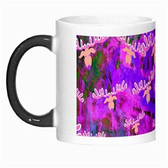 Watercolour Paint Dripping Ink Morph Mugs by Sapixe