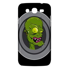 Zombie Pictured Illustration Samsung Galaxy Mega 5 8 I9152 Hardshell Case  by Sapixe
