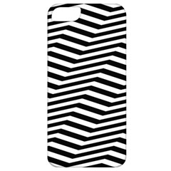 Zig Zag Zigzag Chevron Pattern Apple Iphone 5 Classic Hardshell Case