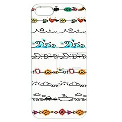Decoration Element Style Pattern Apple Iphone 5 Hardshell Case With Stand by Sapixe