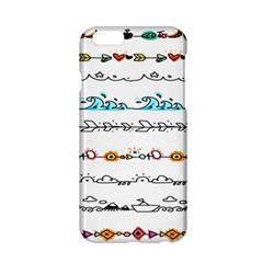 Decoration Element Style Pattern Apple Iphone 6/6s Hardshell Case by Sapixe