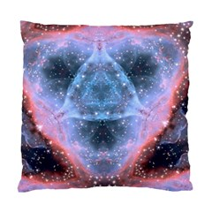 Sacred Geometry Mandelbrot Fractal Standard Cushion Case (one Side) by Sapixe
