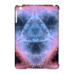Sacred Geometry Mandelbrot Fractal Apple Ipad Mini Hardshell Case (compatible With Smart Cover) by Sapixe