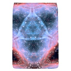 Sacred Geometry Mandelbrot Fractal Flap Covers (s)  by Sapixe