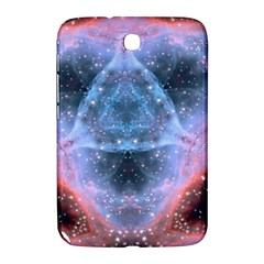 Sacred Geometry Mandelbrot Fractal Samsung Galaxy Note 8 0 N5100 Hardshell Case  by Sapixe
