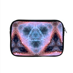 Sacred Geometry Mandelbrot Fractal Apple Macbook Pro 15  Zipper Case by Sapixe