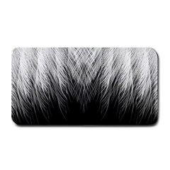 Feather Graphic Design Background Medium Bar Mats by Sapixe