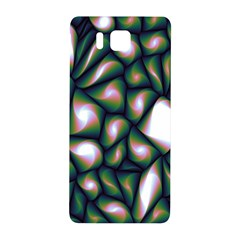 Fuzzy Abstract Art Urban Fragments Samsung Galaxy Alpha Hardshell Back Case
