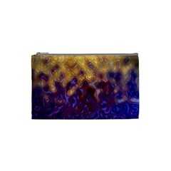 Fractal Rendering Background Cosmetic Bag (small)
