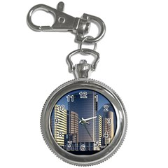 Skyscraper Skyscrapers Building Key Chain Watches
