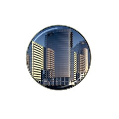 Skyscraper Skyscrapers Building Hat Clip Ball Marker