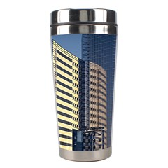 Skyscraper Skyscrapers Building Stainless Steel Travel Tumblers by Sapixe