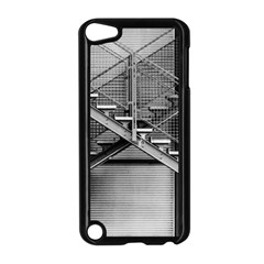Architecture Stairs Steel Abstract Apple Ipod Touch 5 Case (black) by Sapixe