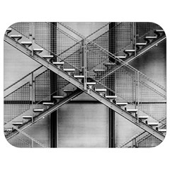Architecture Stairs Steel Abstract Full Print Lunch Bag