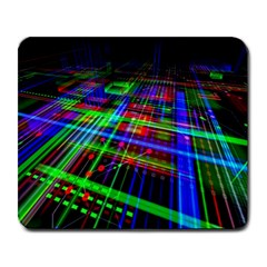 Electronics Board Computer Trace Large Mousepads by Sapixe