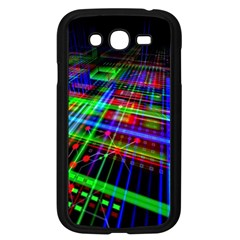 Electronics Board Computer Trace Samsung Galaxy Grand Duos I9082 Case (black) by Sapixe