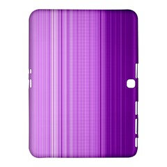 Background Texture Pattern Purple Samsung Galaxy Tab 4 (10 1 ) Hardshell Case  by Sapixe
