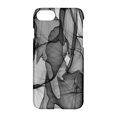Abstract Black And White Background Apple Iphone 8 Hardshell Case