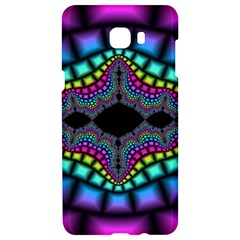 Fractal Art Artwork Digital Art Samsung C9 Pro Hardshell Case