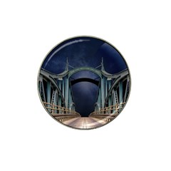 Bridge Mars Space Planet Hat Clip Ball Marker (4 Pack)