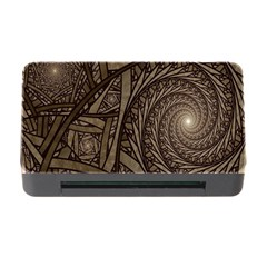 Abstract Pattern Graphics Memory Card Reader With Cf by Sapixe