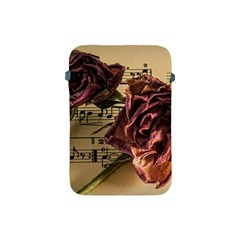 Sheet Music Manuscript Old Time Apple Ipad Mini Protective Soft Cases by Sapixe