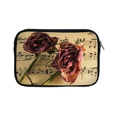 Sheet Music Manuscript Old Time Apple Ipad Mini Zipper Cases by Sapixe