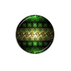 Fractal Art Digital Art Hat Clip Ball Marker (4 Pack)