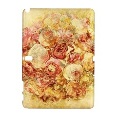 Vintage Digital Graphics Flower Galaxy Note 1 by Sapixe
