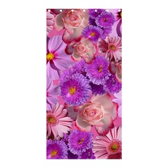 Flowers Blossom Bloom Nature Color Shower Curtain 36  X 72  (stall)