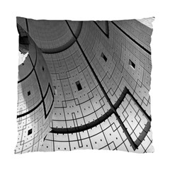 Graphic Design Background Standard Cushion Case (two Sides) by Sapixe