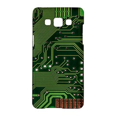 Board Computer Chip Data Processing Samsung Galaxy A5 Hardshell Case