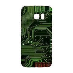 Board Computer Chip Data Processing Galaxy S6 Edge by Sapixe