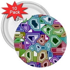 Board Interfaces Digital Global 3  Buttons (10 Pack)