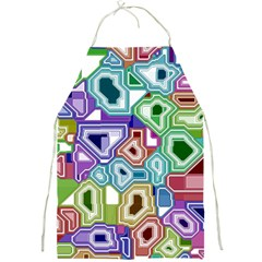 Board Interfaces Digital Global Full Print Aprons by Sapixe