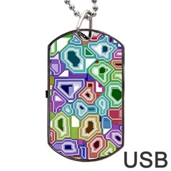 Board Interfaces Digital Global Dog Tag Usb Flash (two Sides) by Sapixe