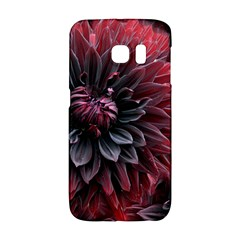 Flower Fractals Pattern Design Creative Galaxy S6 Edge by Sapixe