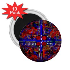 Board Interfaces Digital Global 2 25  Magnets (10 Pack)