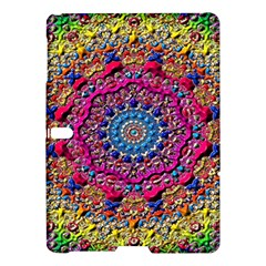 Background Fractals Surreal Design Samsung Galaxy Tab S (10 5 ) Hardshell Case