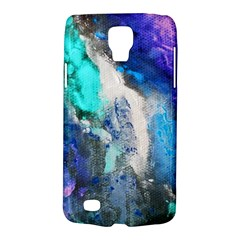 Blue Sensations Galaxy S4 Active by Art2City