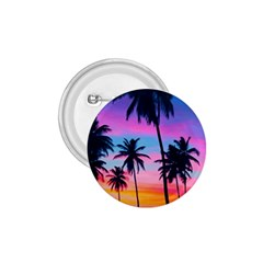 Sunset Palms 1 75  Buttons by goljakoff