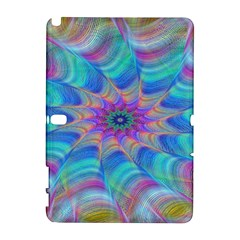 Fractal Curve Decor Twist Twirl Galaxy Note 1 by Sapixe