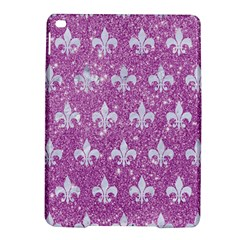 Royal1 White Marble & Purple Glitter (r) Ipad Air 2 Hardshell Cases by trendistuff